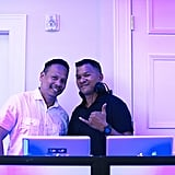 Macala Entertainment deejayed the event. Photo by Ettevy Photography