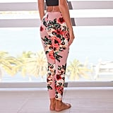 Minisoya Floral Printed Leggings