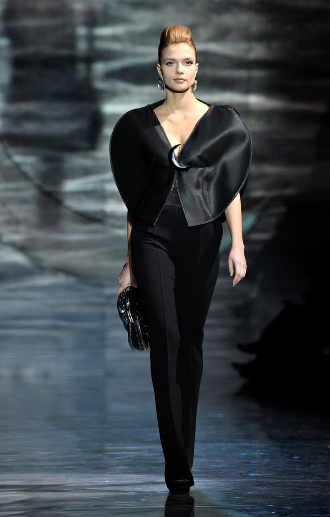 Armani Prive at Paris Couture Fashion Week Spring 2010 2010-01-26 00:03:36