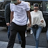 Kourtney Kardashian and Younes Bendjima's Cutest Pictures