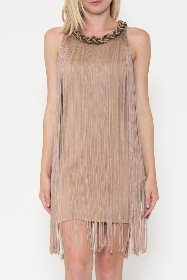 Esley Collection The Hannah Fringe Dress