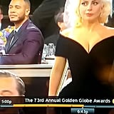 He Blessed the World With This Scared Reaction to Lady Gaga