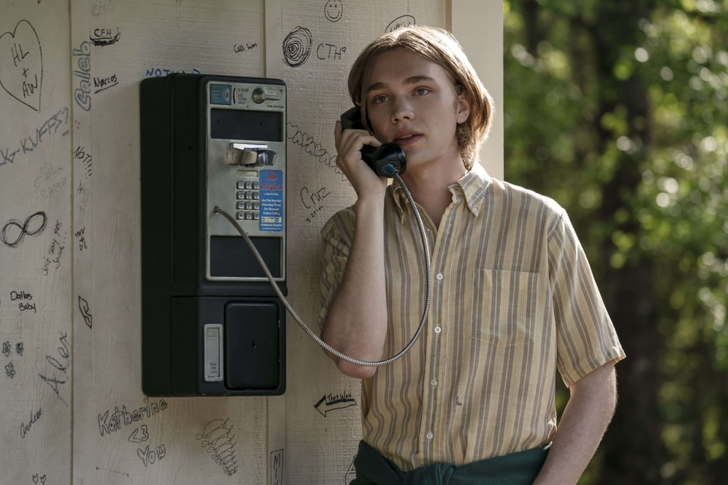Charlie Plummer and Chad Michael Murray Comparison Photos
