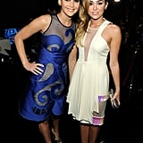 Jennifer Lawrence and Miley Cyrus
