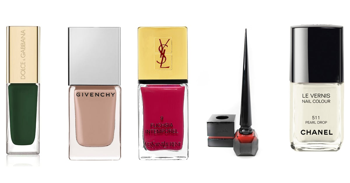 The Best Designer Nail Polishes | POPSUGAR Beauty