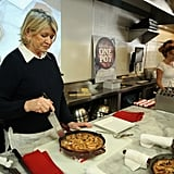 Martha Stewart Served Up Single-Dish Delights