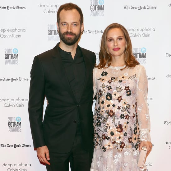 Natalie Portman and Benjamin Millepied at Gotham Awards 2016