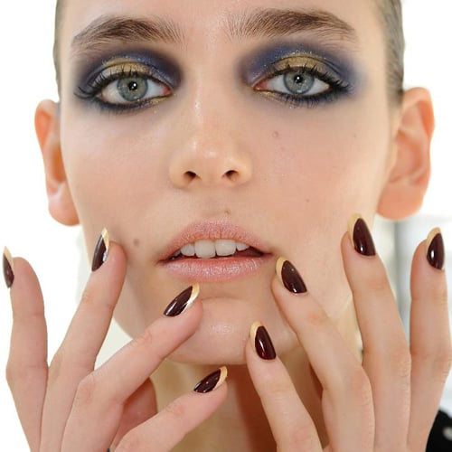 Fall 2011 Makeup and Nail Trends