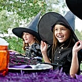 Kids' Halloween Birthday Party