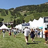 The Tasting Tents