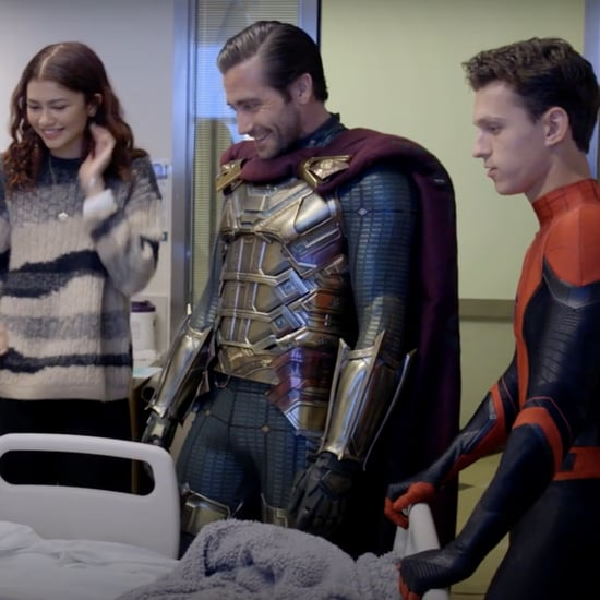 Spider-Man Cast at Children's Hospital Los Angeles