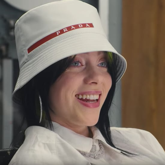Billie Eilish Disguised Herself to Go Out to Dinner | Video