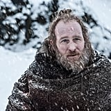 Thoros Freezing to Death