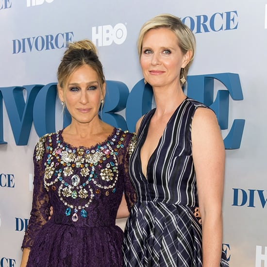 Sarah Jessica Parker Endorses Cynthia Nixon For Governor