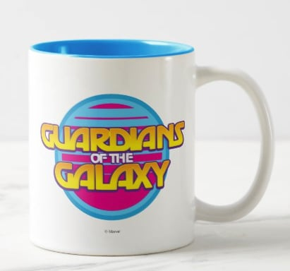 Guardians of the Galaxy Retro Mug