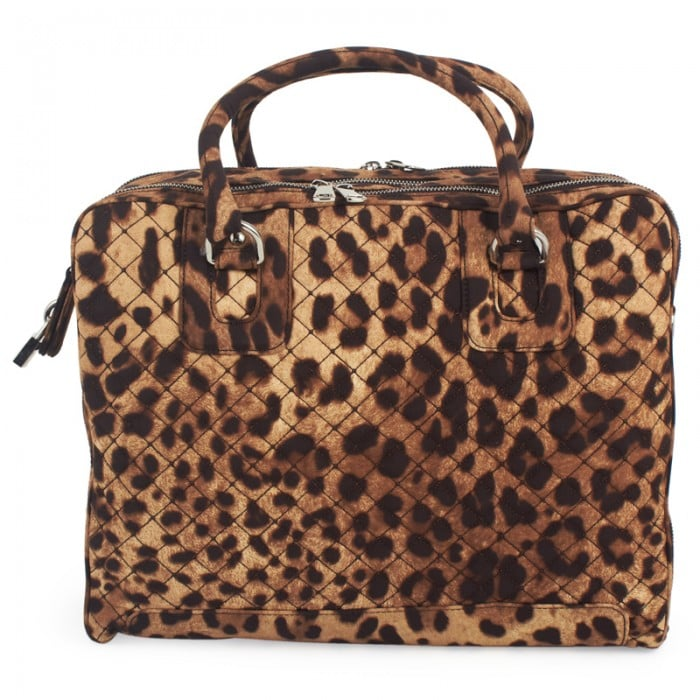 For Jessica: Dolce & Gabbana Leopard Print Changing Bag