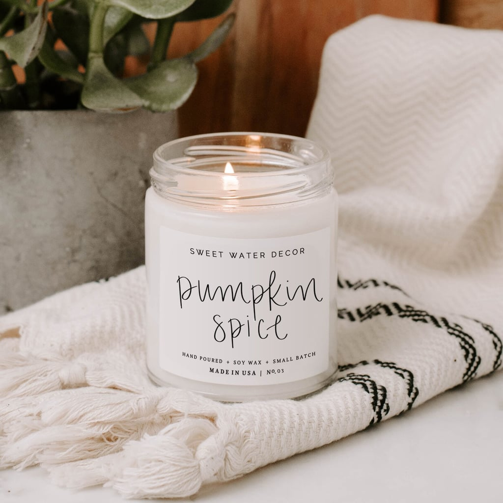 Best Fall Candles on Etsy