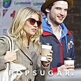 In March 2011, Sienna Miller and Tom Sturridge looked happy as they made their way through the streets of NYC.
