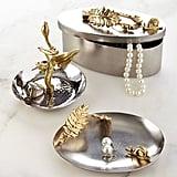 Enchanted Garden Oval Jewelry Tray ($69)