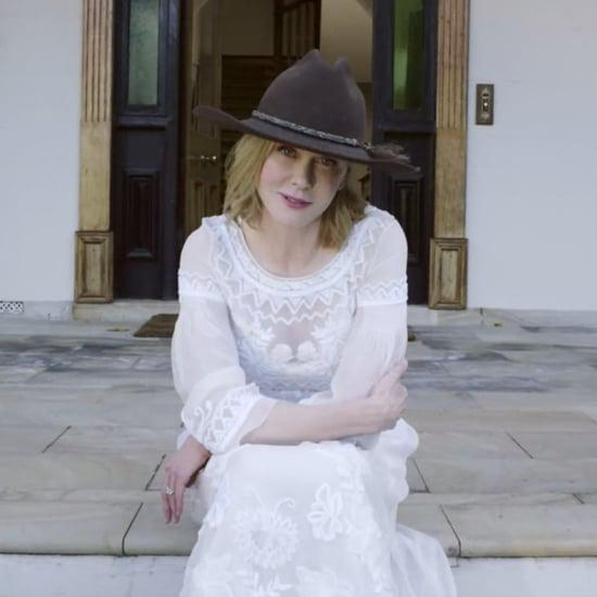 Nicole Kidman Tours Australian Farm For Vogue 73 Questions