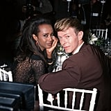 Iman and David Bowie, pictured here at the 7th on Sale AIDS Benefit in November 1990, have been married since 1992.