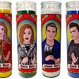 Schitt's Creek Prayer Candles Set