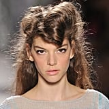 The Eccentric Vintage Hair at Tracy Reese