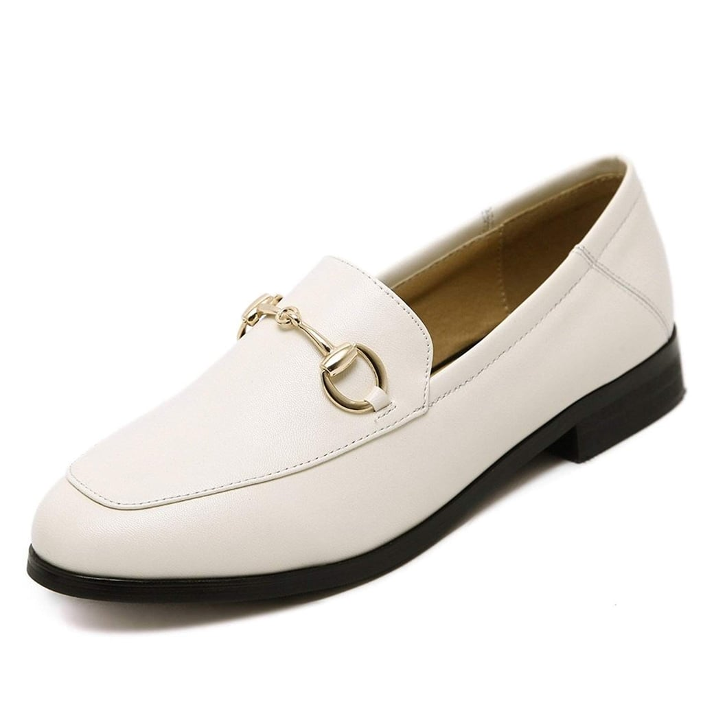 Meeshine Leather Loafer