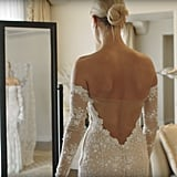 Watch Hailey Baldwin's Final Wedding Dress Fitting Video