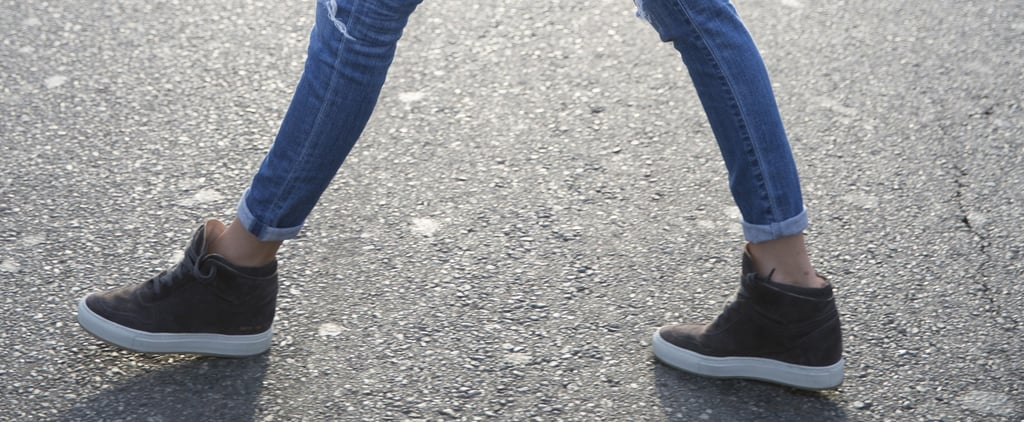 How Many Calories Does Walking Burn?