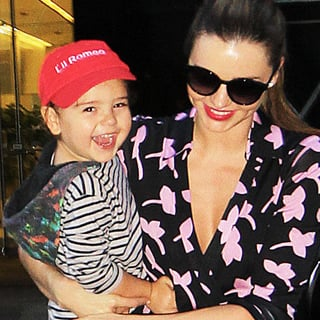 Celebrity News: Miranda Kerr, Flynn Bloom, Victoria's Secret