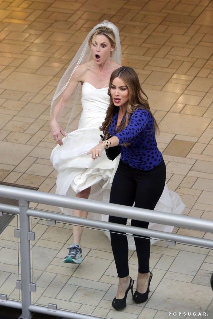 Celebrities on the Set | Week of Jan. 15, 2014