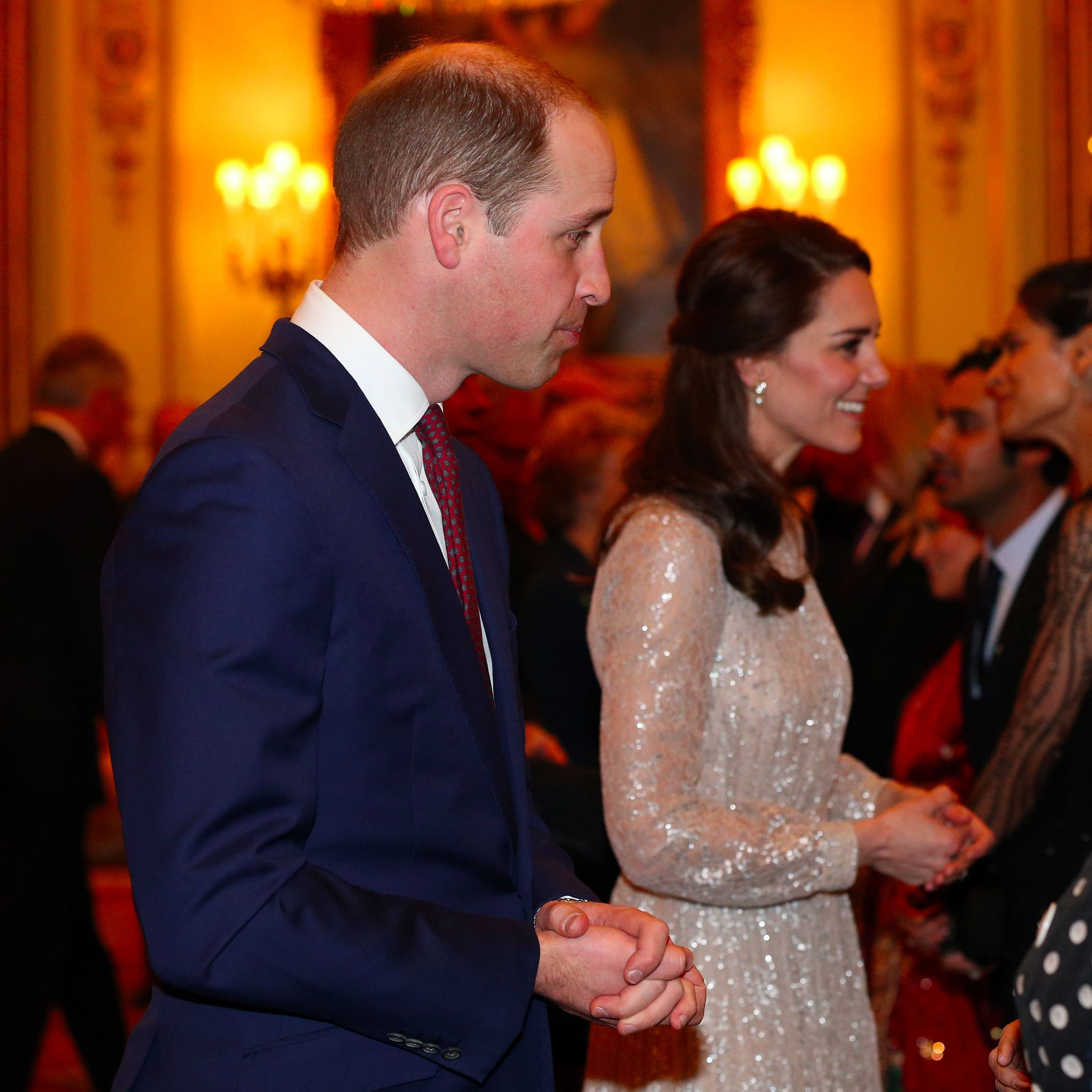 Kate Middleton And Prince William Uk India Culture Reception