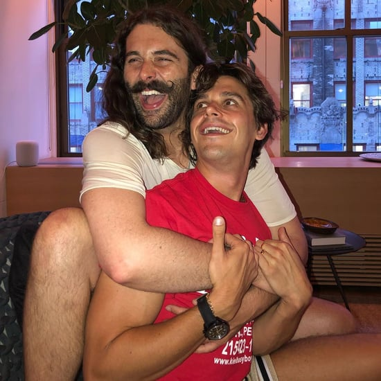 Antoni and Jonathan Van Ness' Joke Instagram Account JVNtoni