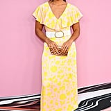Hannah Bronfman at the 2019 CFDA Awards
