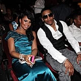 Pictured: Ashanti and Nelly