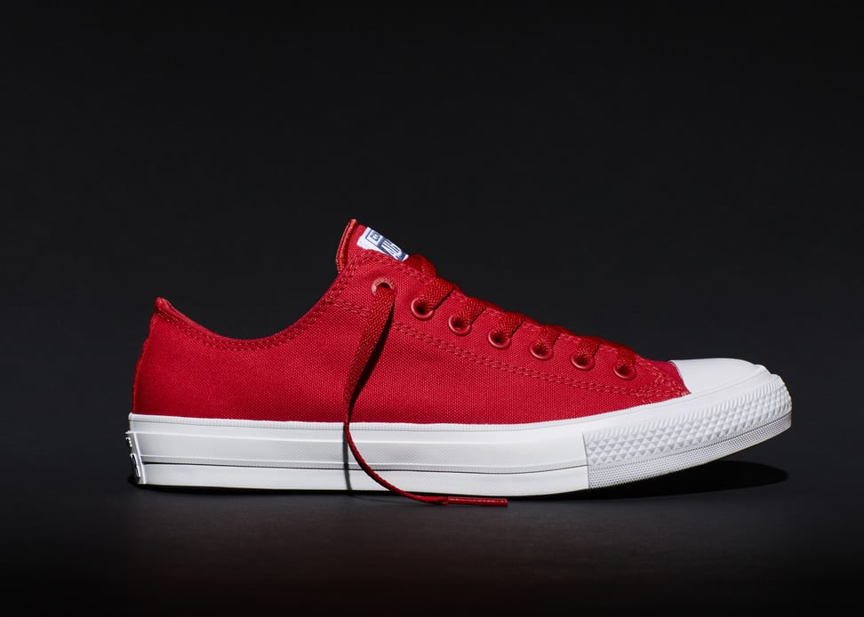 e7b8138c869 Chuck Taylor All Star II Low Top in Salsa Red ( 70)