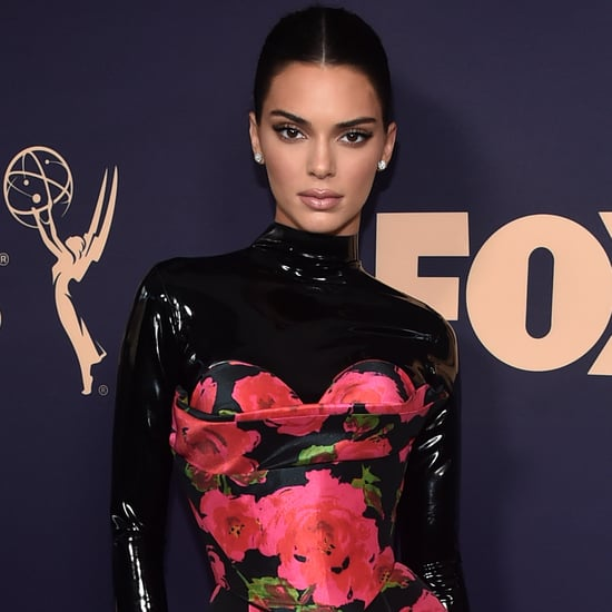 Kendall Jenner's Black Nail Polish Color at the 2019 Emmys