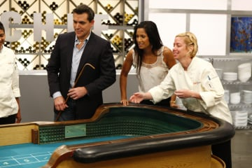 Recap Second Episode Top Chef Vegas