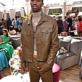 Christian Combs at the 2020 Roc Nation Brunch in LA