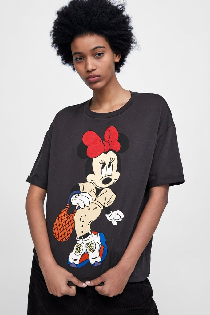 Zara Disney Minnie Mouse T-Shirt