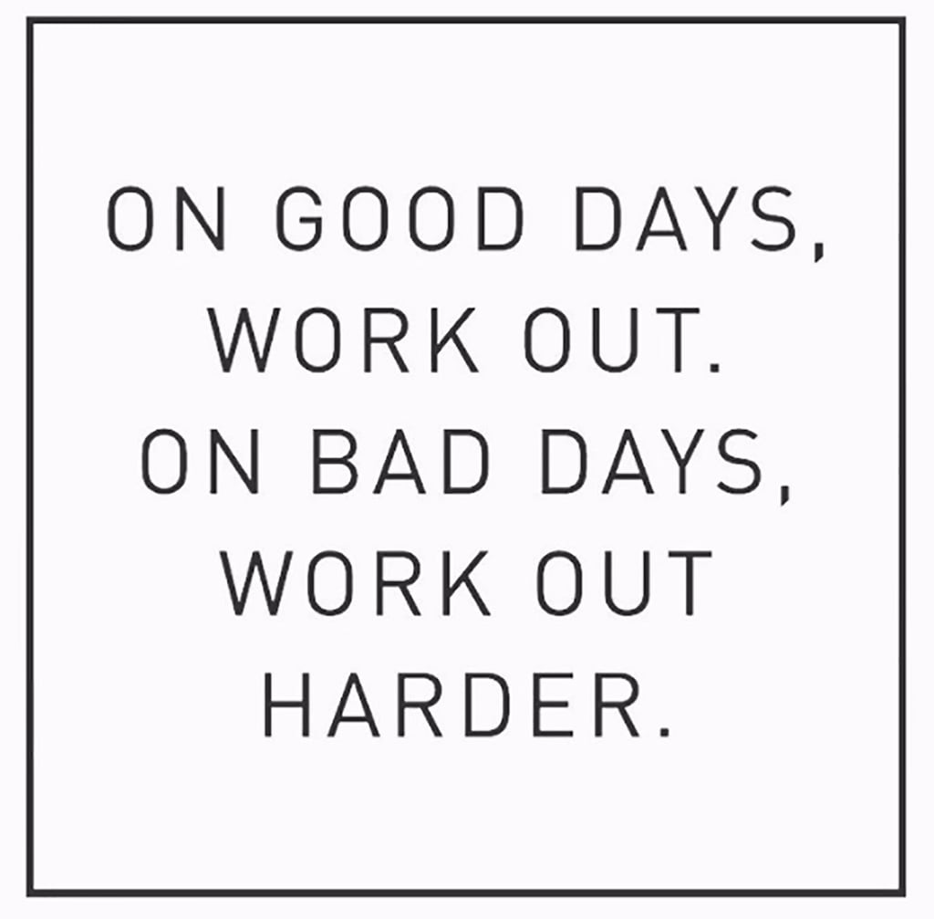 Quotes Quotes Motivational Gym Quotes  Popsugar Fitness