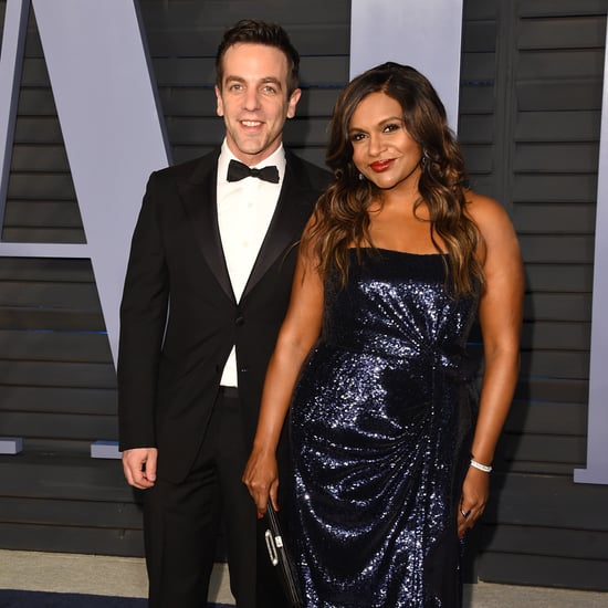 B.J. Novak Congratulates Mindy Kaling on A Wrinkle in Time