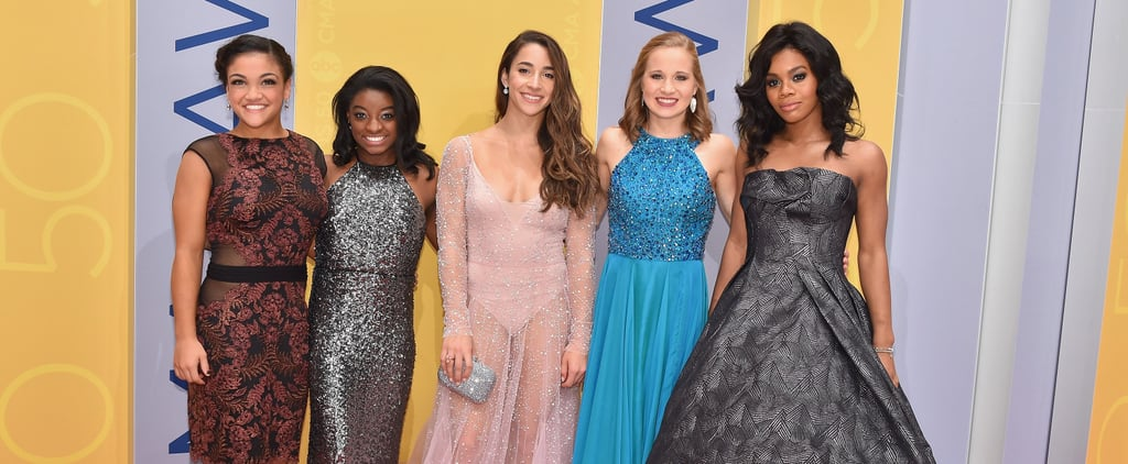 The Final Five Make Their Red Carpet Debut at the CMA Awards