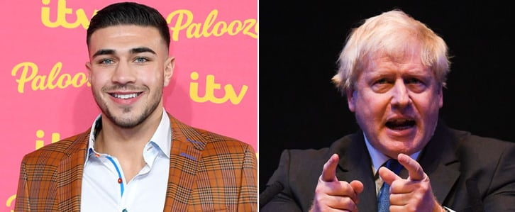 Top Celebrities Searched on Google in 2019 in the UK