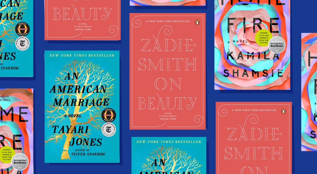 Books That Won the Women's Prize For Fiction
