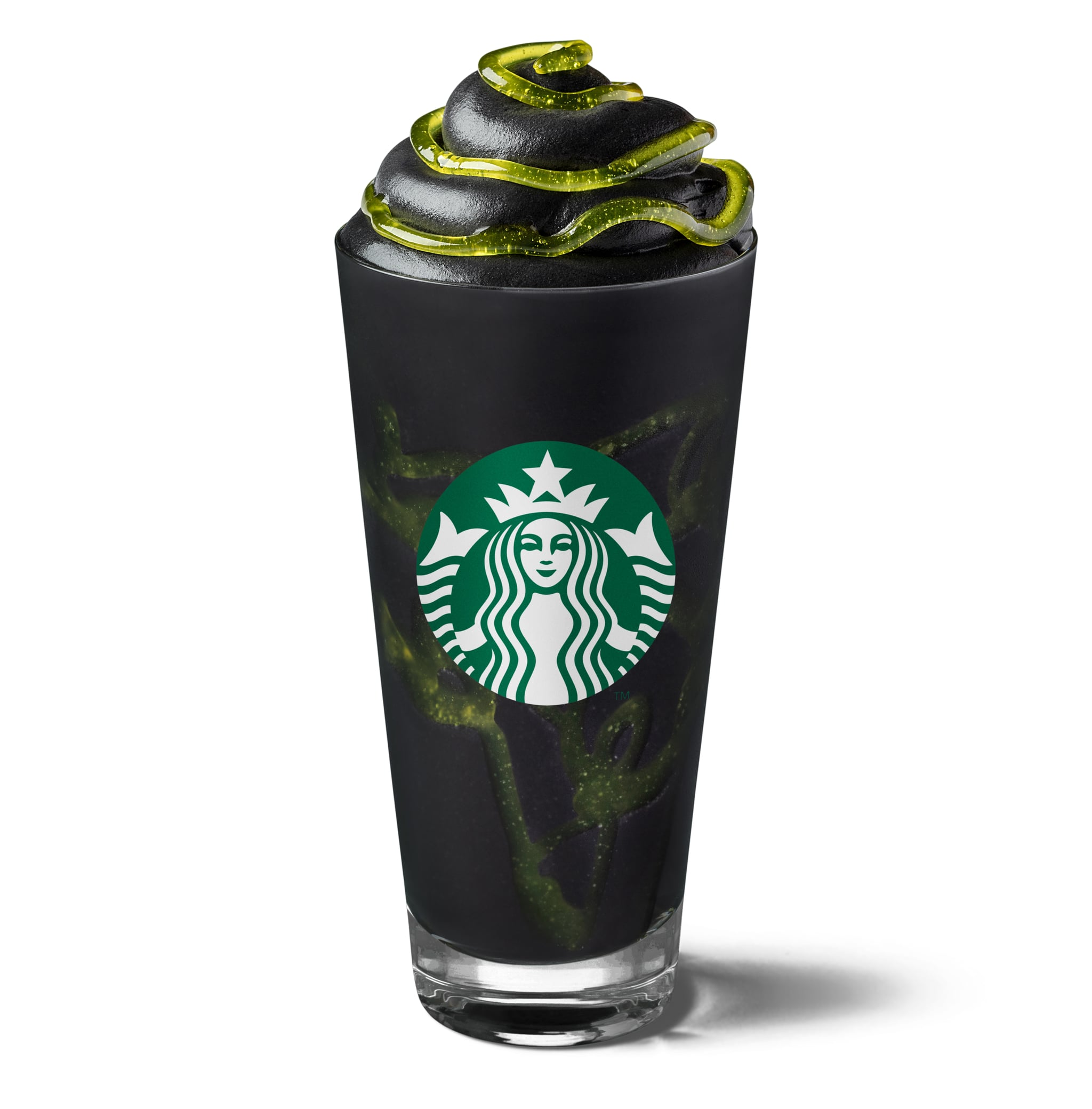 Starbucks Phantom Frappuccino Details | POPSUGAR Food UK