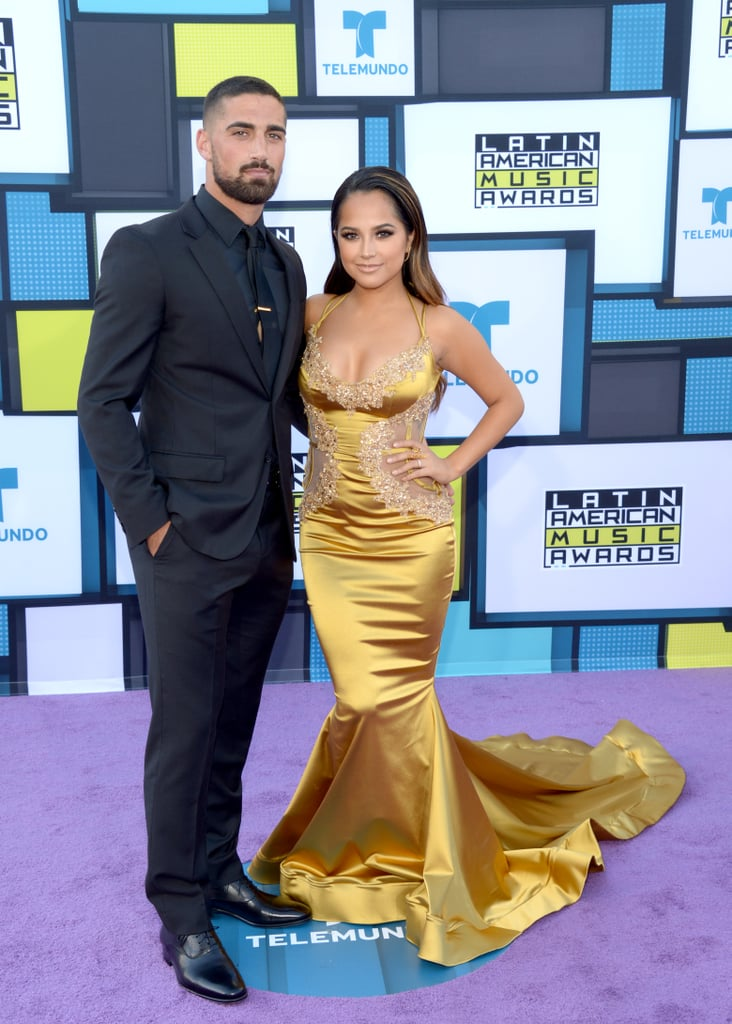 Becky G and Sebastian Lletget's Cutest Pictures