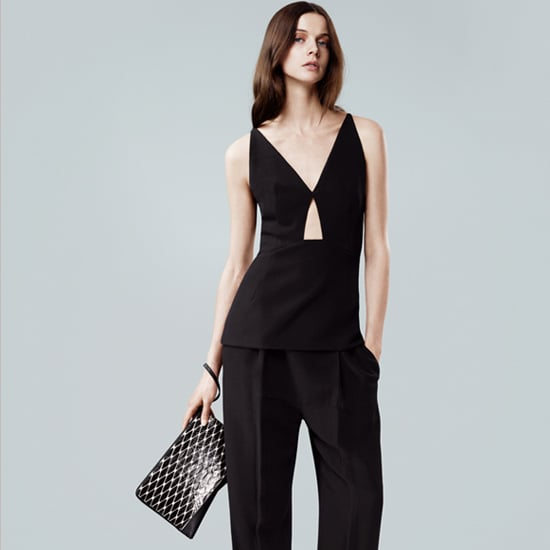 Narciso Rodriguez Resort 2014 Pictures Popsugar Fashion