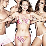 We're loving this fun and beachy Just Cavalli ad. Source: Fashion Gone Rogue